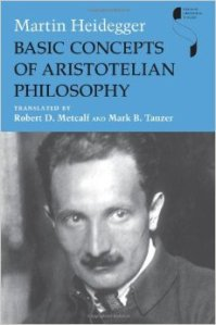 Heidegger on Aristotle's Rhetoric