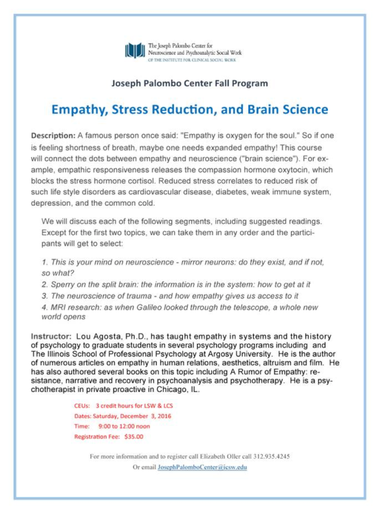 empathystressneuroscience