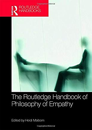 Cover Art: The Routledge Handbook of the Philosophy of Empathy