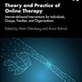 Cover art: Theory and Practice of Online Therapy, eds., Weinberg and Rolnick