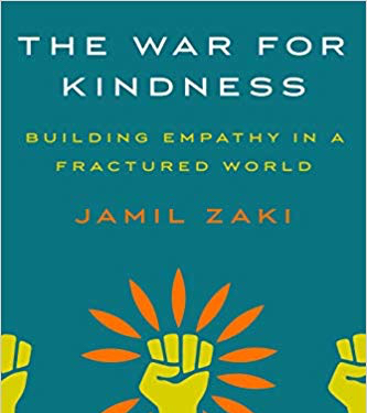 Cover art: The War for Kindness: Building Empathy in a Fractured World