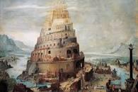 Tower of Babel: Bruegel, The Elder, 1563, under construction