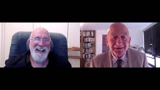 Arnon (Rolnick PhD) and Lou discussing online therapy, online empathy, and Sherry Turkle's memoire The Empathy Diaries