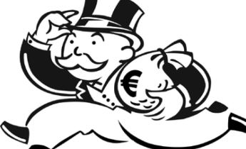 Mr Money Bags (Penny Bags): Image Credit: Trademark Parker Brothers Corporation